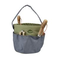 Садовая сумка для инструментов Esschert Design (серая)