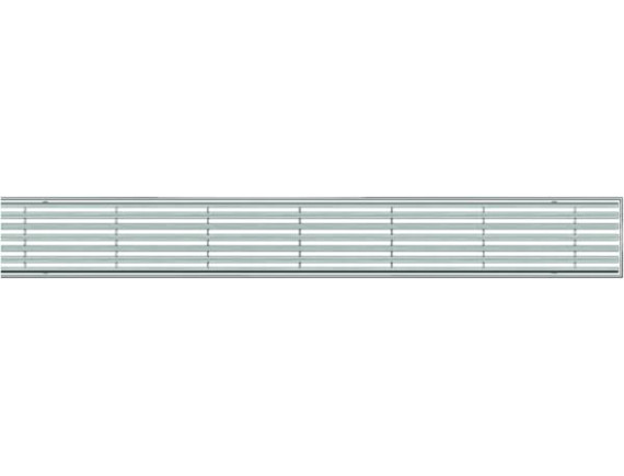 Решётка (Linear) для прямого канала ACO ShowerDrain E+, M+, E-line