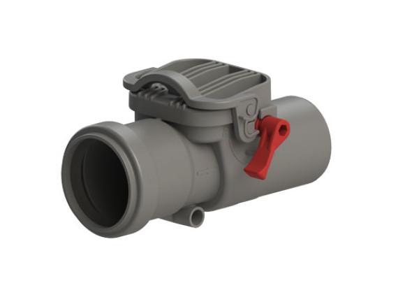 Канализационный обратный клапан ТП-86.50