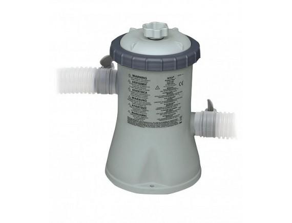 Картриджный фильтр-насос Intex 1250 л/ч