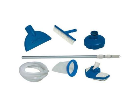 Набор для очистки бассейна Intex DELUXE
