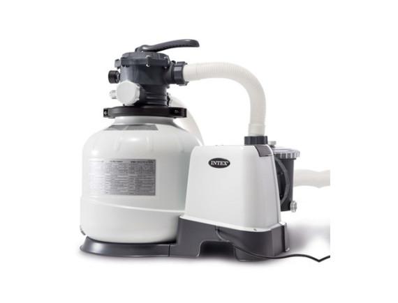 Песочный фильтр-насос Intex KRYSTAL CLEAR® 10500 л/ч