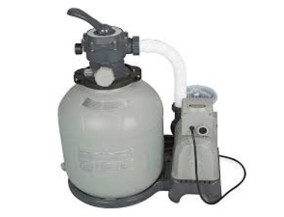 Песочный фильтр-насос Intex KRYSTAL CLEAR® 12000 л/ч