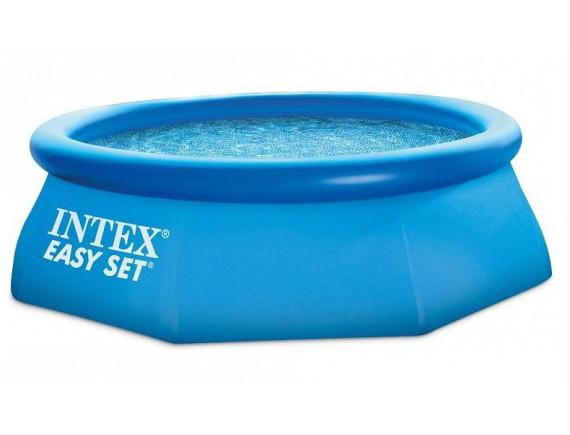 Надувной бассейн Intex EASY SET 244x76см