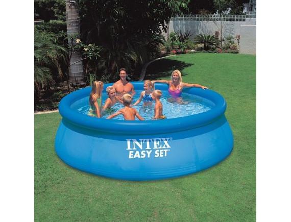 Надувной бассейн  Easy Set 366x91 см Intex