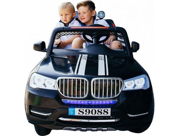 Детский электромобиль BMW Offroad BJS9088, 12V, цвет черный