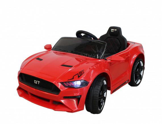 Детский электромобиль Sundays Ford Mustang BJX128, цвет красный