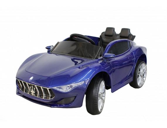 Детский электромобиль Sundays Maserati GT BJ105, цвет синий