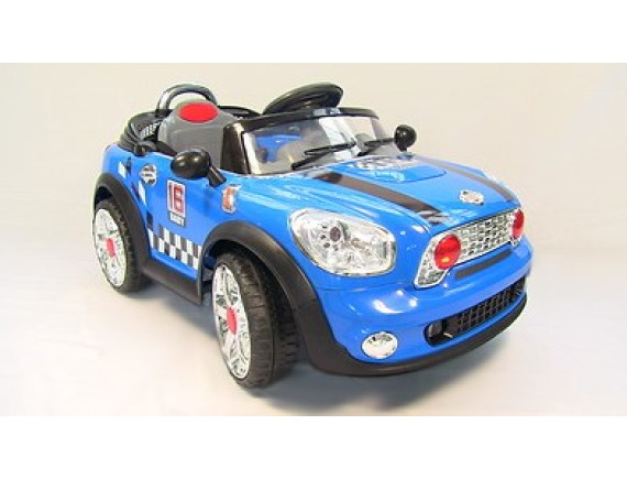 MINI COOPER N118 SPORTCAR BLUE