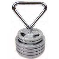 Гиря разборная HAMMERTONE 11,1 кг