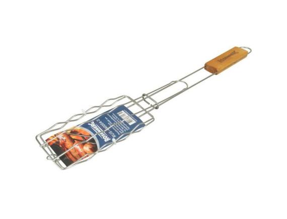 Решетка-гриль для сосисок малая 19х9 см Rosenberg