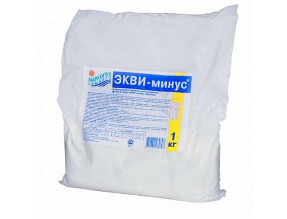 """ЭКВИ-минус"""". (пакет) 1 кг. Средство для регулировки pH """" Маркопул"""