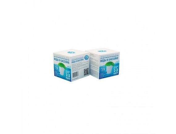 МАК 4 мини препарат для дезинфекции воды в бассейне