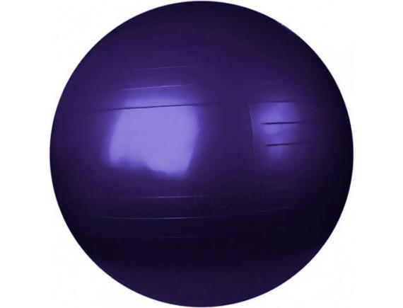 Фитбол гладкий Sundays Fitness IR97402 (65см) фиолетовый