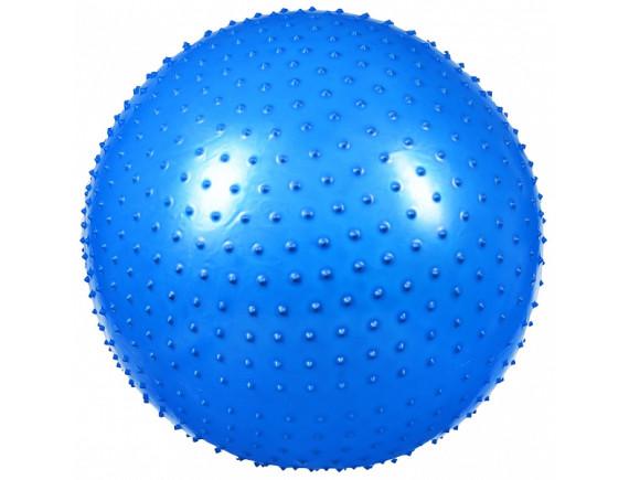 Фитбол массажный Sundays Fitness IR97404 75 см (голубой)