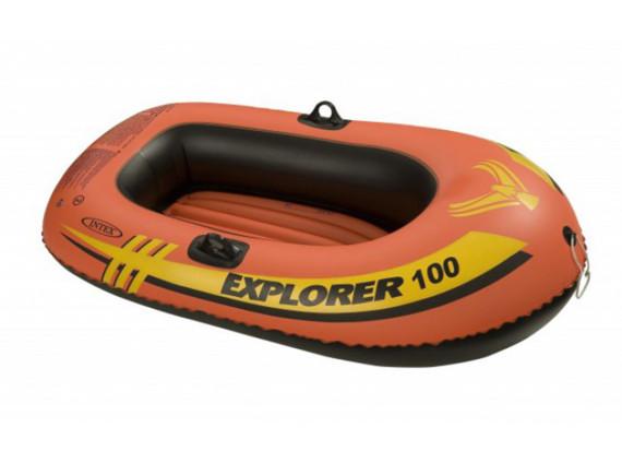 Надувная лодка Explorer 100 147х84х36 см Intex