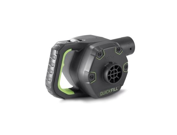 Компрессор воздушный Intex QUICK-FILL 650 л/мин (аккумуляторный, зарядка от 12 или 220 вольт)