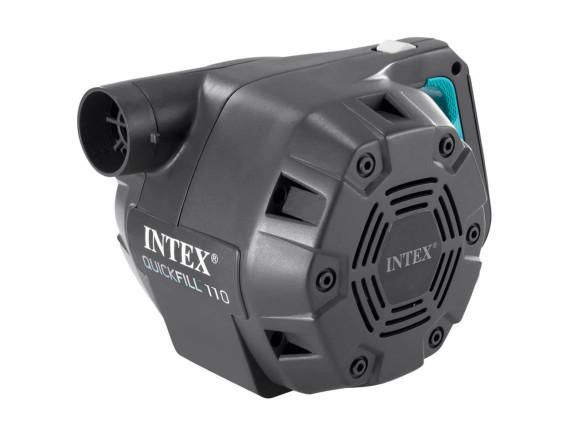Компрессор воздушный Intex QUICK-FILL 1100 л/мин (питание от сети 220 вольт)