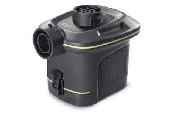 Компрессор воздушный Intex QUICK-FILL 650 л/мин (питание от батарей тип 6C)