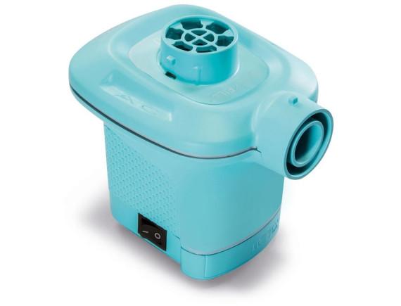 58640 Воздушный компрессор Intex QUICK-FILL (голубой)