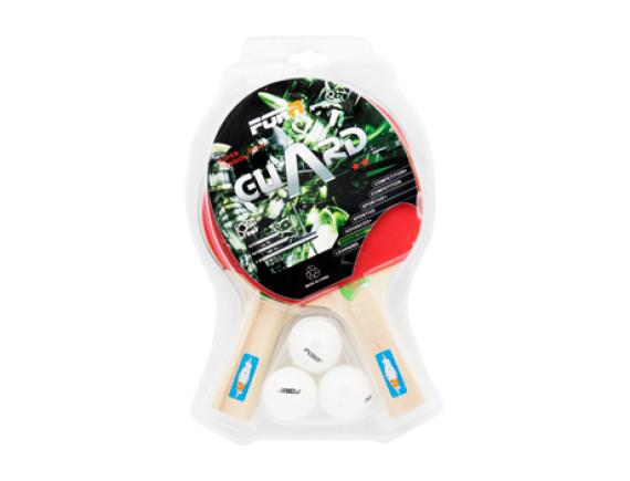 Набор для игры в настольный теннис (2 ракетки + 3 шарика)