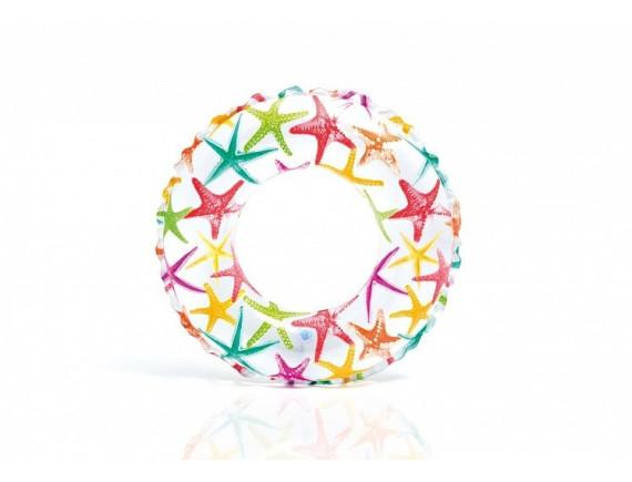 Красочный надувной круг