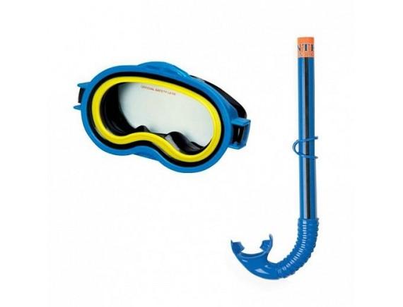 Набор маска с трубкой Intex