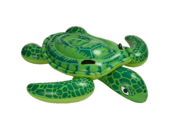 """Надувная игрушка-наездник Intex 150х127см """"Морская черепаха Лил"""""""