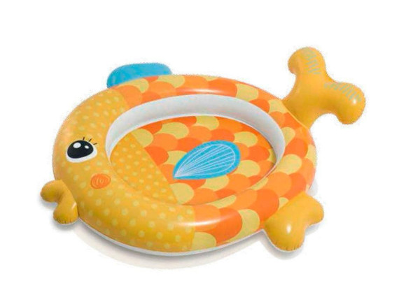 """Надувной бассейн Intex """"Золотая рыбка"""""""