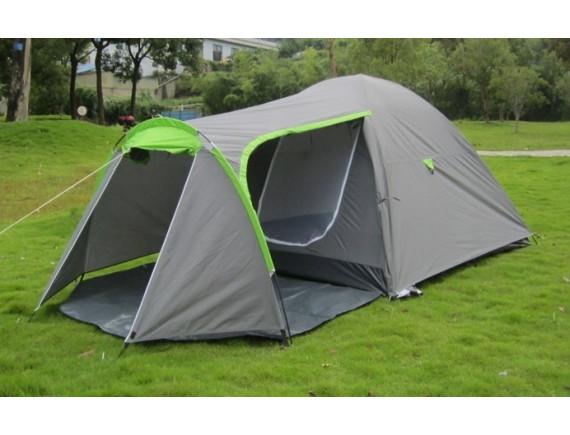 Палатка ACAMPER MONSUN gray 3-местная 3000 мм/ст