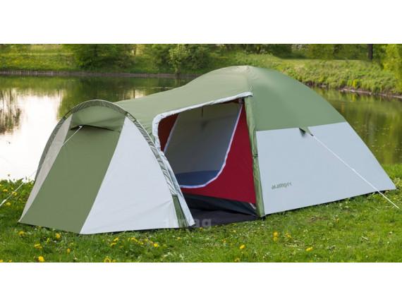 Палатка ACAMPER MONSUN green 3-местная 3000 мм/ст