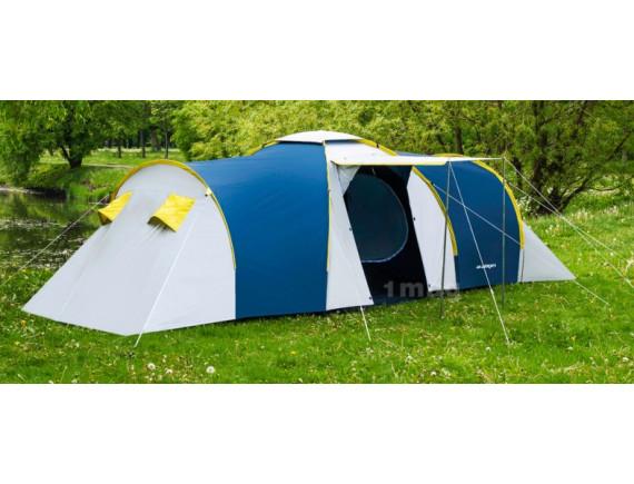 Палатка ACAMPER NADIR blue 6-местная 3000 мм/ст
