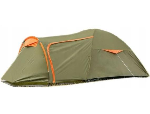 Палатка ACAMPER VIGO 3 3-местная 3000 мм зеленая
