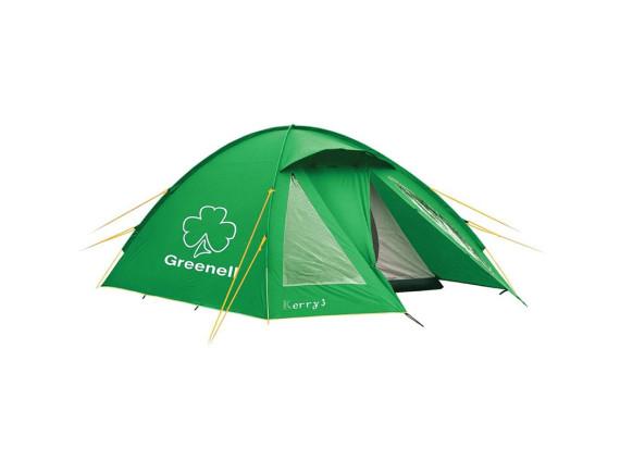 Палатка Greenell КЕРРИ 3 V3, зеленый