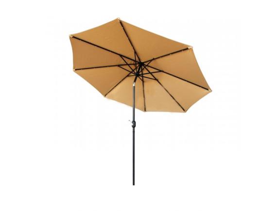 Садовый зонт с подсветкой Sundays, 3м