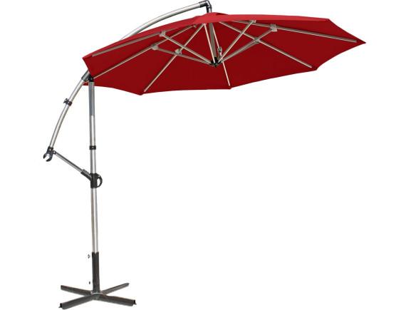 Зонт от солнца Garden4you CAPRI, красный
