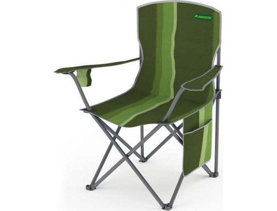 Кресло складное ZAGOROD К 502 Зеленый