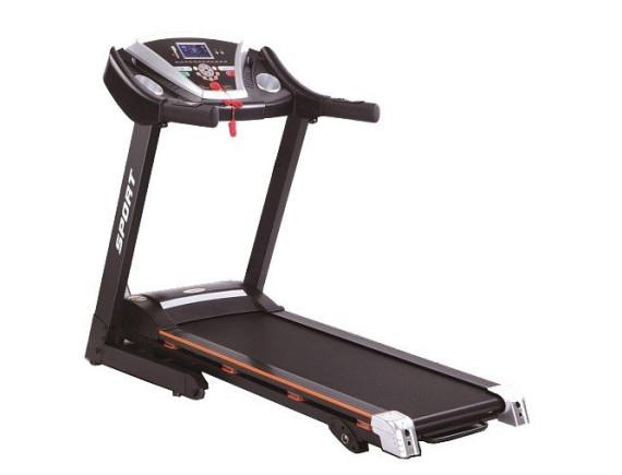 Беговая электрическая дорожка IRVIN Atlas Sport (17km. 130kg)