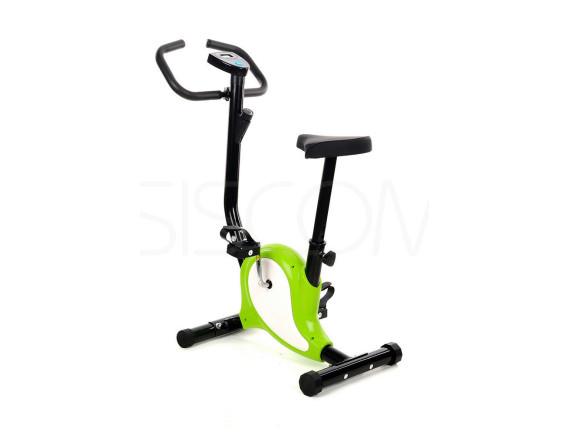 Велотренажер FunFit Cardio 877 зеленый (ременной)