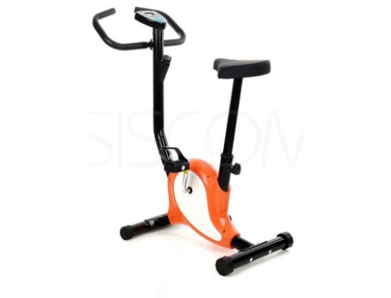 Велотренажер FunFit Cardio 878 оранжевый (ременной)