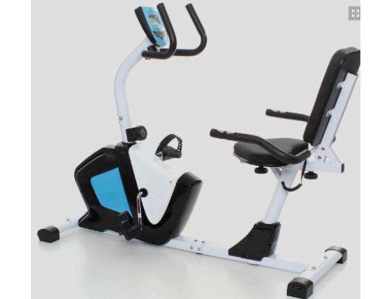 Велотренажер сидячий горизонтальный ATLAS SPORT ROWER CARDIO (маховик 9 кг)