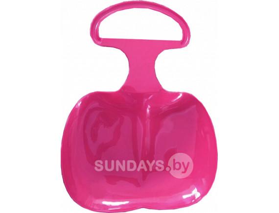 Санки-ледянка Sundays PLC003 (розовый)