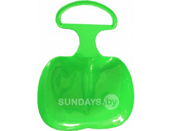 Санки-ледянка Sundays PLC003  (зеленый)