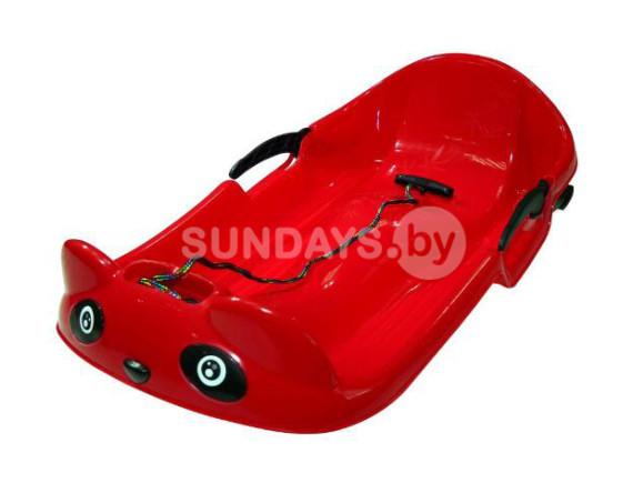Санки-ледянка Sundays PLC006 (красный)