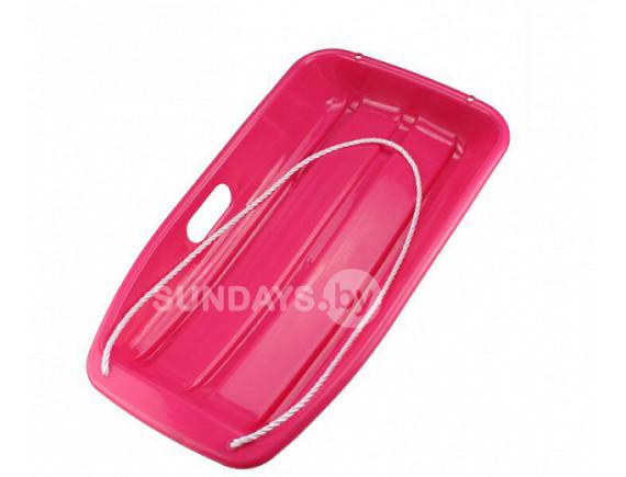 Санки-ледянка Sundays PLC007 (красный)