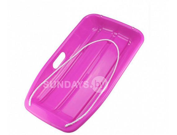 Санки-ледянка Sundays PLC007 (розовый)