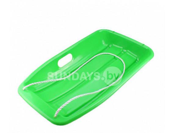Санки-ледянка Sundays PLC007 (зеленый)