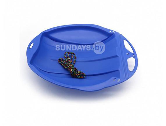 Санки-ледянка Sundays PLC008 (голубой)