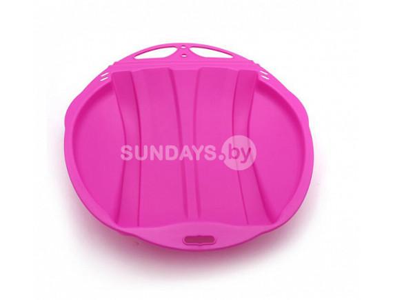 Санки-ледянка Sundays PLC008 (розовый)