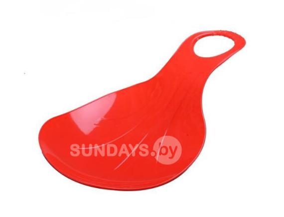 Санки-ледянка Sundays PLC009 (красный)